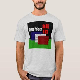 Camiseta Texas Holdem todo dentro!