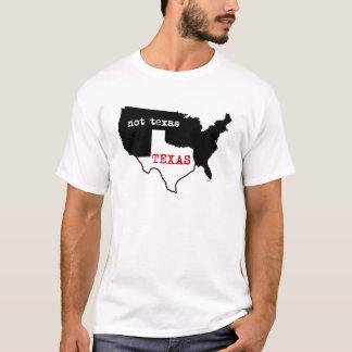 Camiseta Texas/não Texas