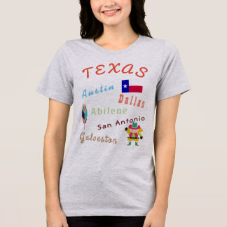 Camiseta Texas - t-shirt da lembrança