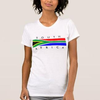 Camiseta texto do nome do símbolo da nação da bandeira de