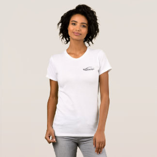 Camiseta Texto escuro do aniversário de Mavs 55th para