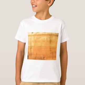 Camiseta textura lisa tan
