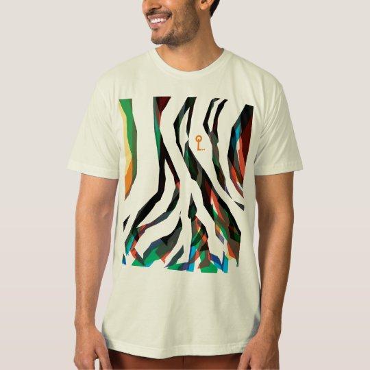 Camiseta Textura Psi