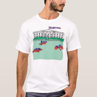 Camiseta Texugo de mel do voto