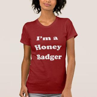 Camiseta Texugo de mel (estilo de Dr. Pepper)