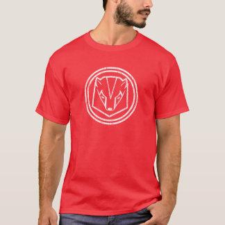 Camiseta Texugo vermelho