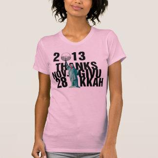 Camiseta Thanksgivukkah