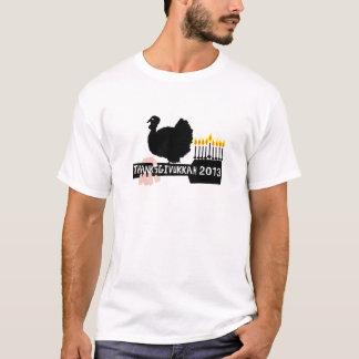 Camiseta thanksgivukkah 2013