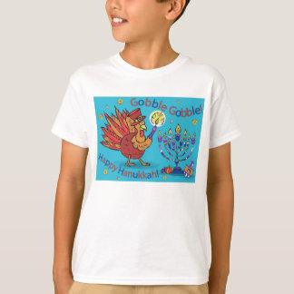 Camiseta Thanksgivukkah-T
