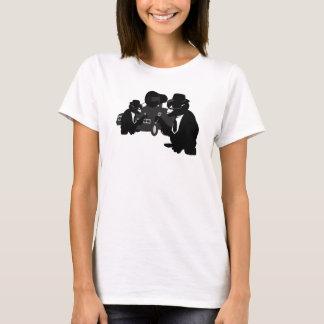 Camiseta the Brothers blues monkey
