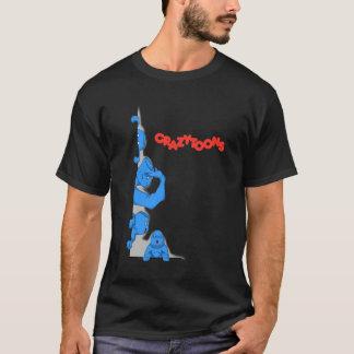 Camiseta The Crazytoons