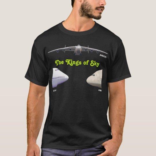 Camiseta The Kings of Sky - MaR Style 2012