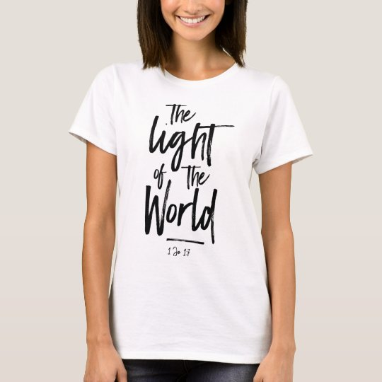 Camiseta The Light of the World