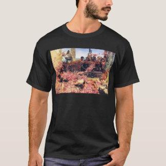 Camiseta The_Roses_of_Heliogabalus - Lawrence Alma-Tadema.j