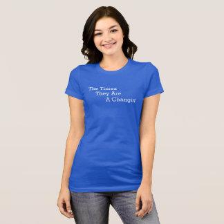 Camiseta The Times são um t-shirt de Changin