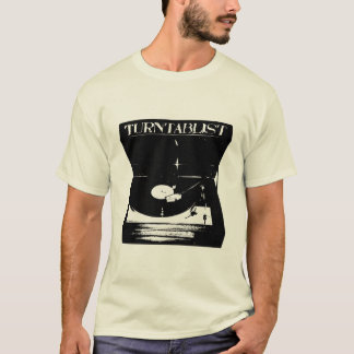 "Camiseta TheArm^^ ""TURNTABLIST """