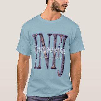 Camiseta theCounselor de INFJ