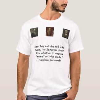 Camiseta Theodore Rooseveelt, Theodore Rooseveelt, Theod…