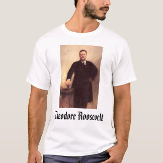 Camiseta Theodore Roosevelt,