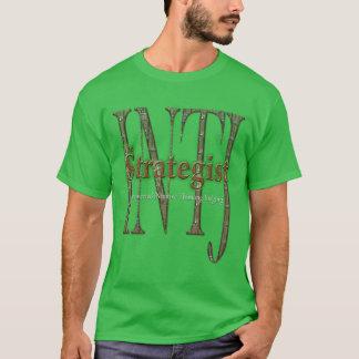 Camiseta theStrategist de INTJ