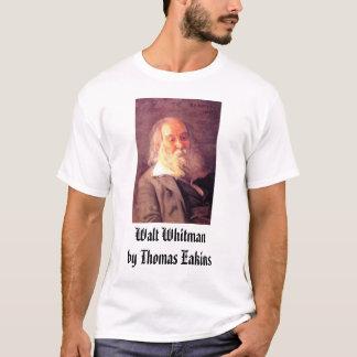 Camiseta Thomas Eakins, Walt Whitman, 1887, Walt Whitman…