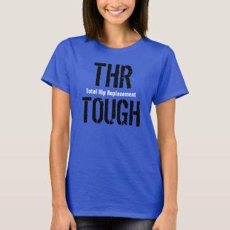 """Camiseta """"THR RESISTENTE - substituição anca total """""""