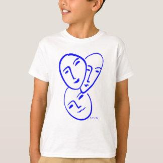 Camiseta threemasks