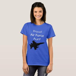Camiseta Tia orgulhosa do AF