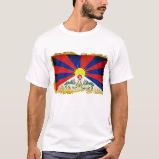 Camiseta Tibet na aflição