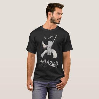Camiseta Tifinagh Scrabbled