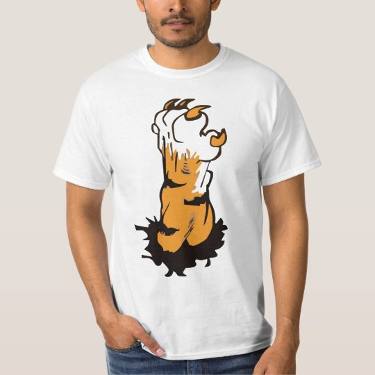 Camiseta tiger_claw