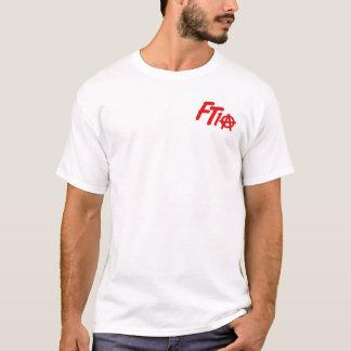 Camiseta Tigre 10 mt do vôo.,