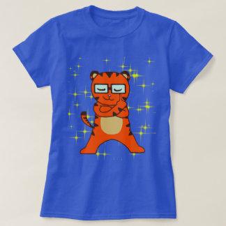 Camiseta Tigre correto