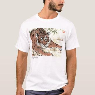Camiseta Tigre de espera