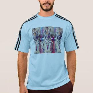 Camiseta Tigre do hipster - arte do tigre - tigre do