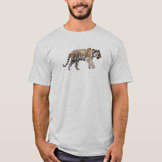 Camiseta Tigre do vintage