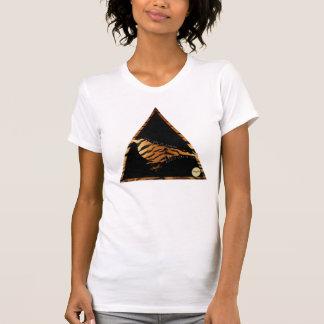 Camiseta tigre e o pardal