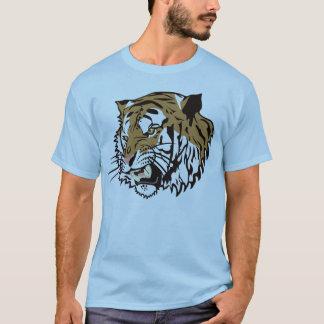 Camiseta Tigre irritado