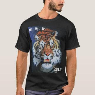 Camiseta Tigre rujir
