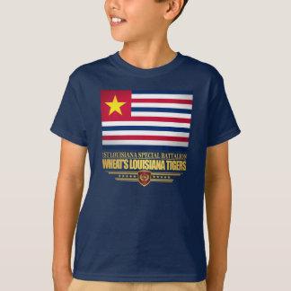 Camiseta Tigres do Louisiana do trigo