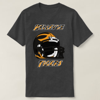 Camiseta Tigres Kentucky do segundo grau de Bellevue