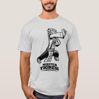 Camiseta Tigress mestre Ironfist