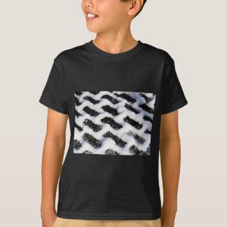 Camiseta tijolos inclinados