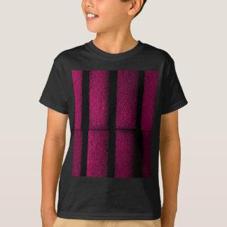 Camiseta Tijolos roxos