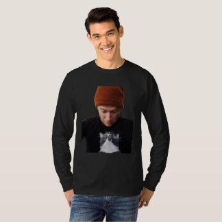 Camiseta Tim 'é este gato real ou em um T Shirt do T