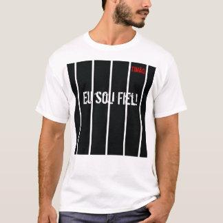 Camiseta Timão. Campo do sou do Eu!