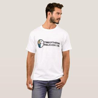 Camiseta timeoftheendbiblecode.com