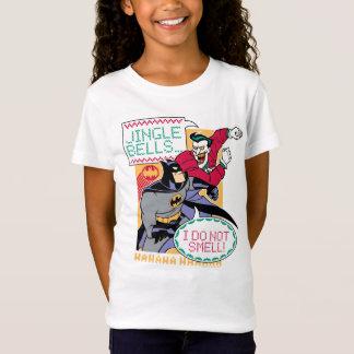 Camiseta Tinir Bels de Batman  , eu não cheiro!