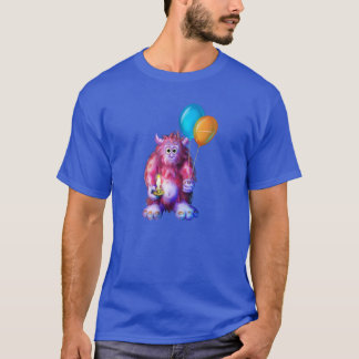 Camiseta Tinir do tinir pouco t-shirt do feliz aniversario