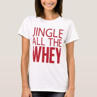 Camiseta Tinir todo o T do soro